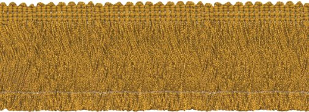 Wrights Polyester Fringe, 2-Inch by 9-Yard, Antique