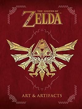 zelda art and artifacts