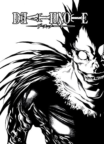 Anime Kalender 2020 (12 Pages 20x30cm) Death Note Manga 01