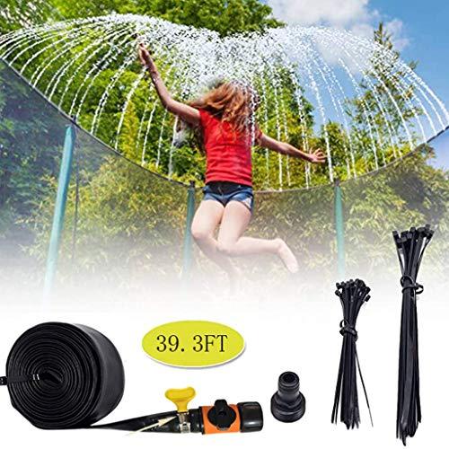 Fantastic Prices! Outdoor Trampoline Sprinkler - 8M/12M/15M Trampoline Sprinkler Hose with 20PC 200M...