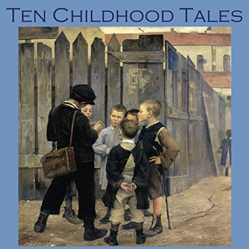 『Ten Childhood Tales』のカバーアート