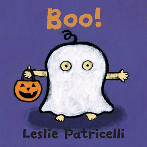 Boo! (Leslie Patricelli Board Books) (English Edition)