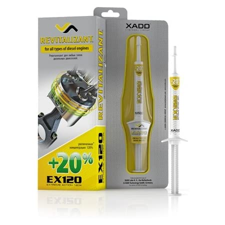 Xado Ex120 Revitalizant Motor Diesel Auto