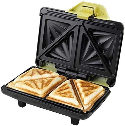 Breadmaker Slice Sandwich Maker Multifunctionele Non-Stick Household Broodrooster Brood Waffle Machine Hamburger Maker for Breakfast 8bayfa