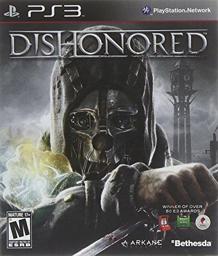 Bethesda Dishonored - Juego (PlayStation 3, Acción, RP (Clasificación pendiente))