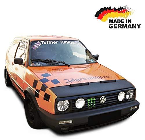 Haubenbra für Golf 2 Jetta 2 Steinschlagschutz TUNING Steinschlagschutzmaske Automaske