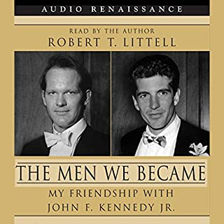The Men We Became audiobook cover art