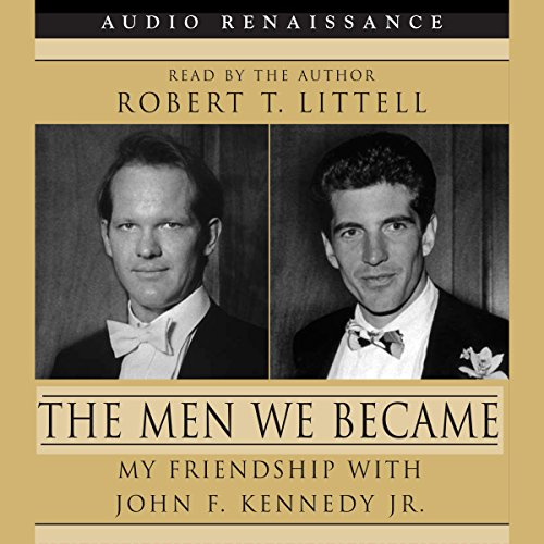 The Men We Became cover art