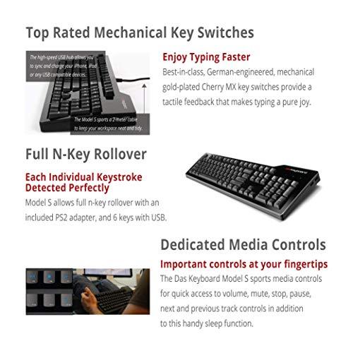 Build My PC, PC Builder, Das Keyboard DASK3MKPROSIL