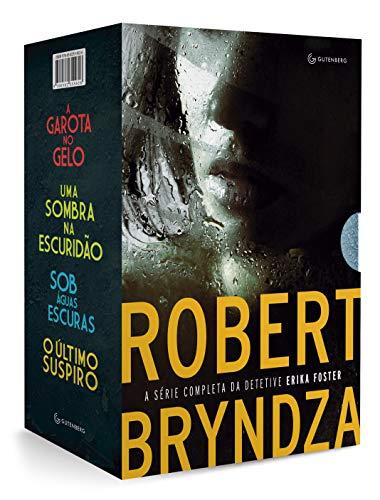 Caixa Robert Bryndza - Os primeiros 4 volumes da série da Detetive Erika Foster