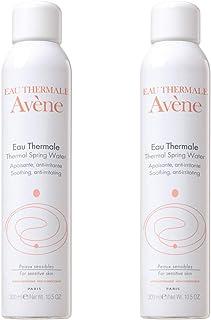 Avène - Agua termal (300 ml ideal para enfriar quemaduras solares erupciones de pañales y quemaduras de maquinilla de af...