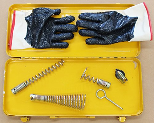 REMS Werkzeugsatz 22 Nr. 172646 für Cobra 22 Bohrer Rohrreinigung Rohre reinigen