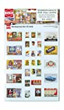 Busch Environnement - BUE6002 - Modélisme Ferroviaire - Affiches Publicitaires Ho