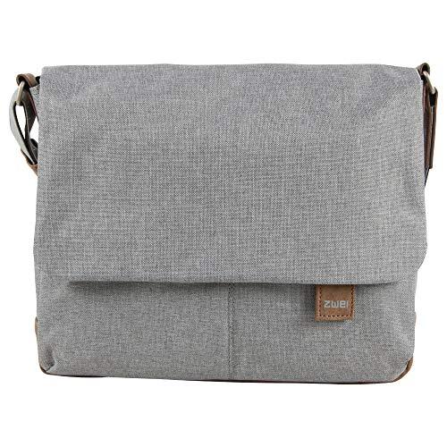 zwei Olli OT13 Messenger Bag 33 cm Ice