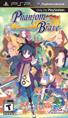 Phantom Brave: Heroes of the Hermuda Triangle [US Import]