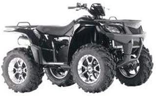 ITP Mud Lite XTR, SS108, Tire/Wheel Kit - 27x9Rx14 - Black 41432R
