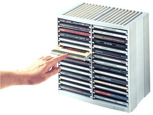 Fellowes 9823003 CD Spring Box