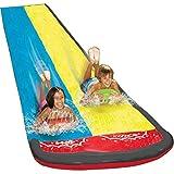 N/X Wasserrutsche Rutschmatte Wasserrutschbahn Kinder Wasser Spielzeug Outdoor Wasserspielzeug Für...