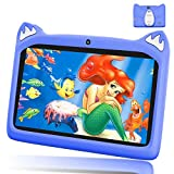 Tablet 7 Pollici con WiFi Offerte, Andriod 9.0 Quad Core 3GB RAM+32 GB ROM, 4000mAh Tablet Bambini 7...