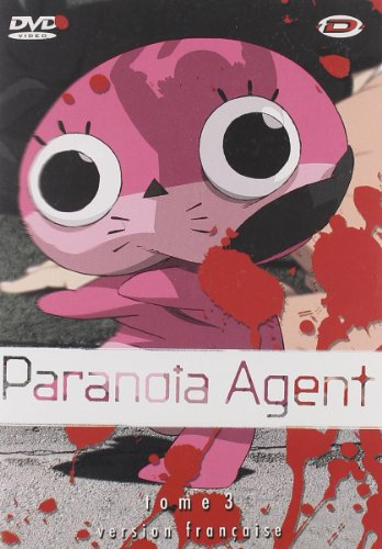 Paranoia Agent vol 3