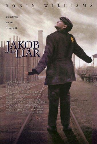 Jakob the Liar Movie Poster (27 x 40 Inches - 69cm x 102cm) (1999) -(Robin Williams)(Armin Mueller-Stahl)(Alan Arkin)(Bob Balaban)(Michael Jeter)(Liev Schreiber)