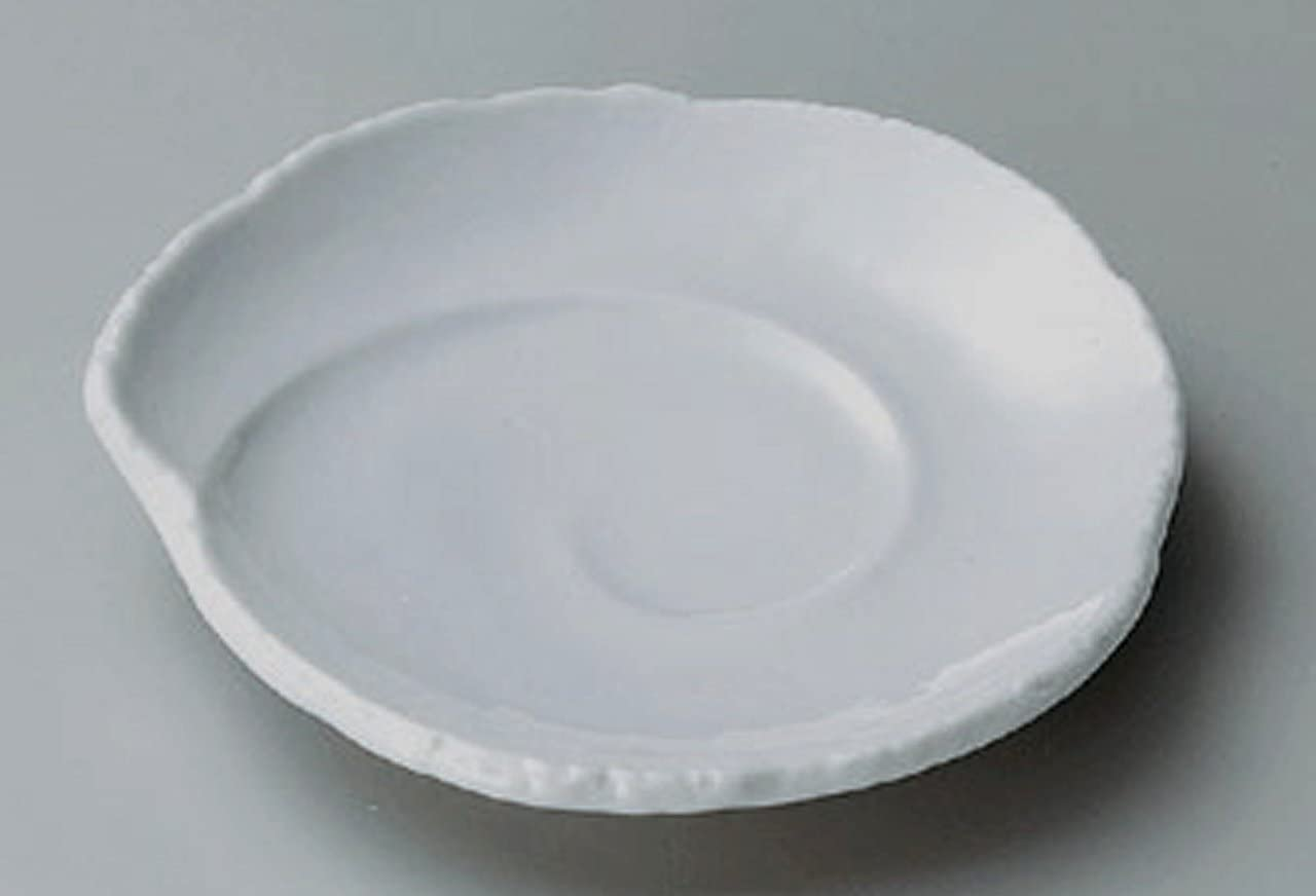 WHITE-SHELL At the price Oakland Mall Jiki Japanese traditional Porcelain of Set Medium 5