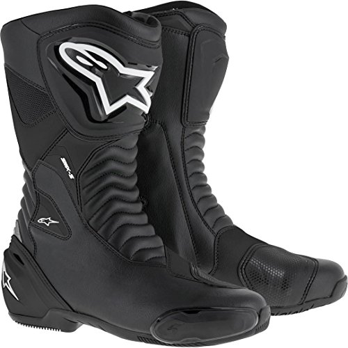 alpinestars Motorcycle SMX S Boots Black 40