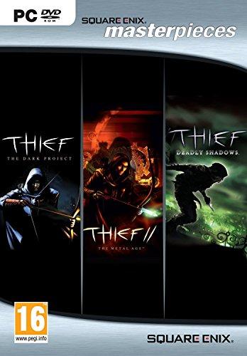 Thief - Confezione da 3 pezzi (The Dark Project, The Metal Age, Deadly Shadows)