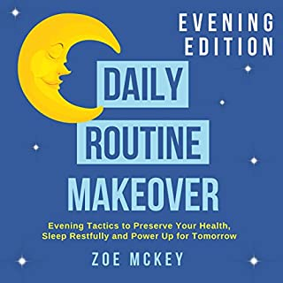 Daily Routine Makeover: Evening Edition audiobook cover art