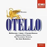 Giuseppe Verdi: Otello (Complete Opera, 2 disc set) - Gwyneth Jones, James McCracken, Sir John Barbirolli (conductor) by G. Verdi
