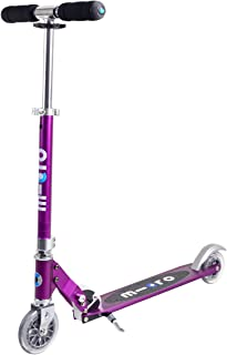 Micro Kickboard - Sprite 2-Wheeled, Smooth-Gliding, Foldable Micro Scooter for Kids Ages 8 to Adult