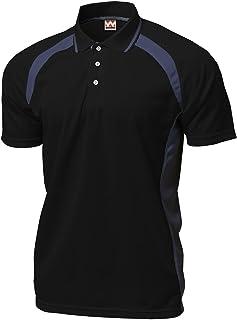 wundou(猎犬) P-1710基本网球衫 P-1710 黑色 110