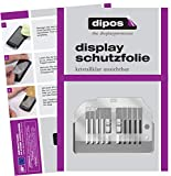 dipos I 2x Screen Protector compatible with Siemens EQ.6