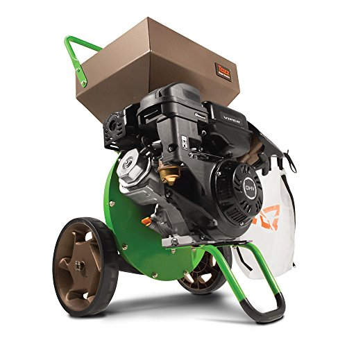 Tazz 22752 K33 Chipper Shredder, 301cc Gas Powered 4-Cycle...