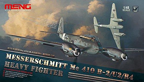 Meng LS-004 - modelbouwset messenschmitt Me 410B-2/U2/R4 Heavy Figh