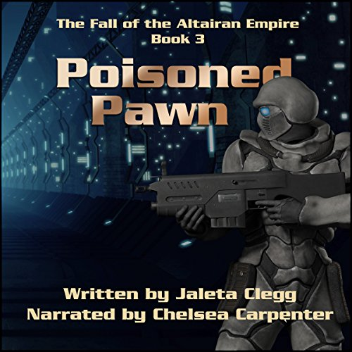 Poisoned Pawn (The Fall of the Altairan Empire) (Volume 3) audiobook cover art