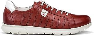 Fluchos | Zapato de Hombre | Iron F0852 Samun Terracota Com 6 | Zapato de Piel | Cierre con Cordones | Piso de Goma