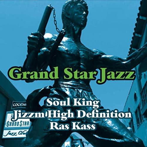 Jizzm High Definition & Soul King feat. Ras Kass