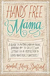 hands free, hands free mama, new journey