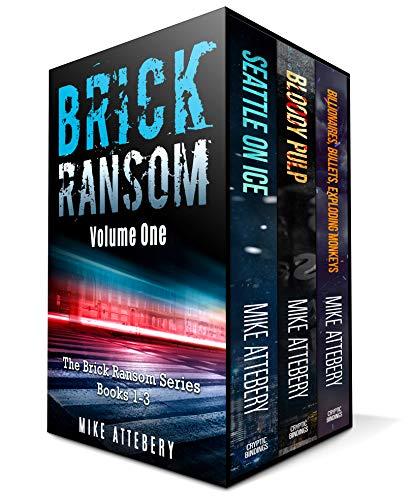 Brick Ransom: Volume One: Brick Ransom Books 1-3 (Brick Ransom Series Box Set) (English Edition)