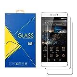 [2 Pack] Protector Cristal Vidrio Templado Huawei P8 ( GRA-L09 ) – Pantalla Antigolpes y Resistente al Rayado