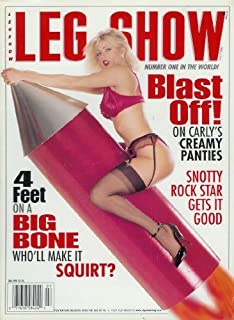 Leg Show - July 1999: A Two-Girl Footjob, Hungarian Gymnast Nude, and More!
