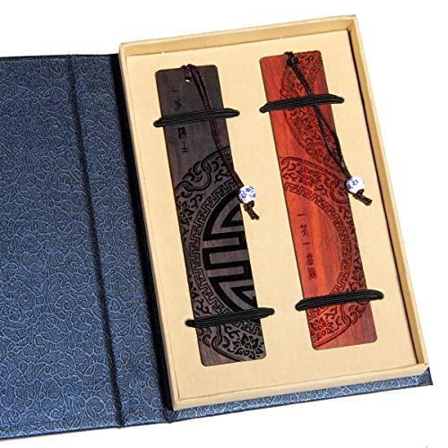 Handmade Wooden Bookmarks