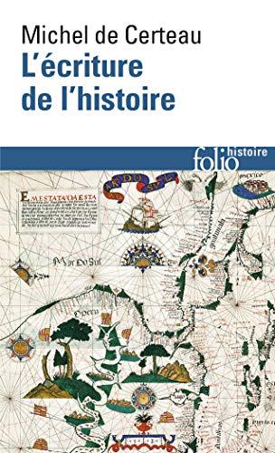 Ecriture de L Histoire Cer: A42385