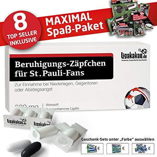 Alles für St. Pauli-Fans by Ligakakao.de vereins-Fahne ist jetzt das MAXIMAL SPAß Paket