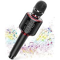 Blavor Wireless Bluetooth Karaoke Microphone