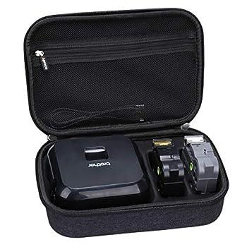 Aproca Hard Storage Carry Travel Case for Brother P-Touch Cube Plus PT-P710BT Versatile Label Maker