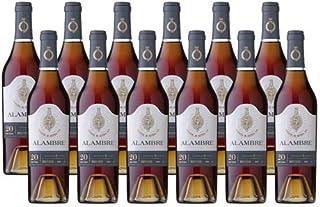Alambre Moscatel 20 Years 500ml - Dessertwein - 12 Flaschen