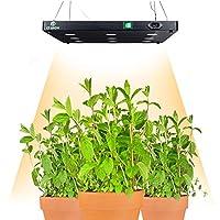 LED植物育成ライト、フルスペクトル植物ライトCOB屋内水耕植物のすべての成長段階のためのライトパネルのランプ超薄型プラントライトランプを成長させる成長します,540W