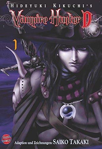 Vampire Hunter D 01